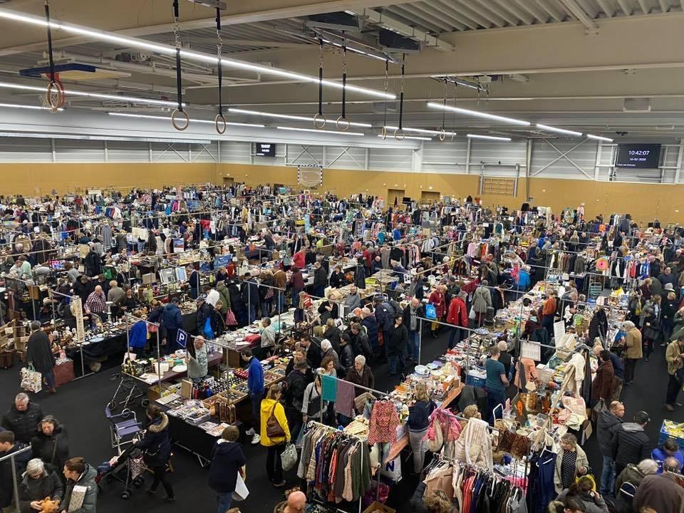 Vlooienmarkt & Kofferbakverkoop